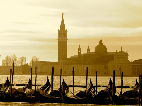 Dusk - Venice, Italy