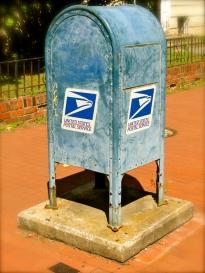 Mailbox - Eastern Market D.C.